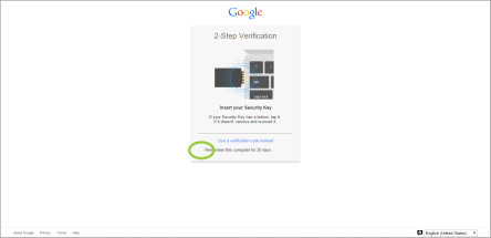 Gmail: Sign In with 2-Step Verification
