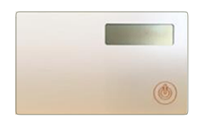 Token2 miniOTP-1-NB (nonbranded) card  TOTP hardware token